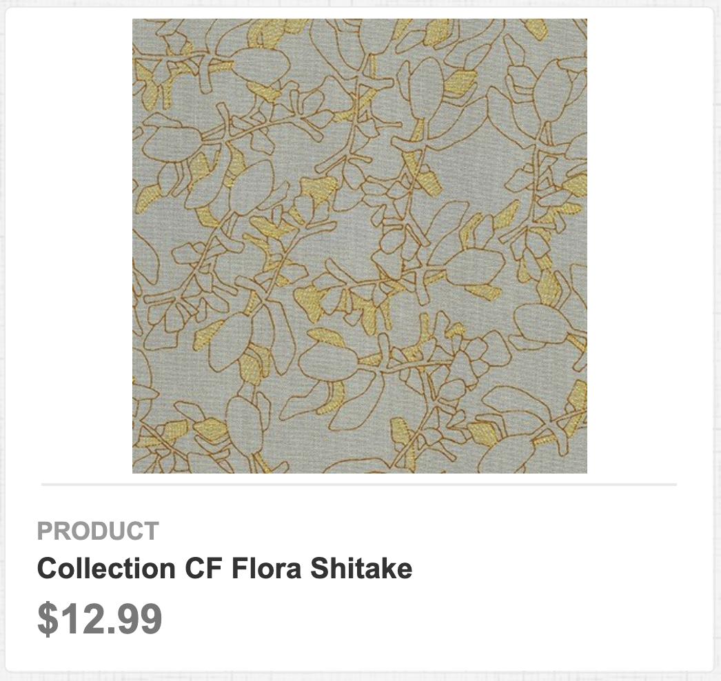 Collection CF Flora Shitake