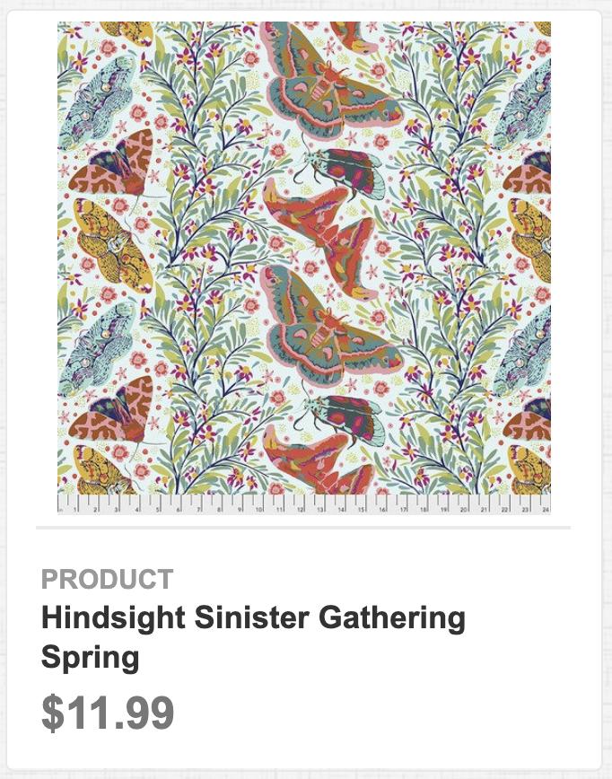 Hindsight Sinister Gathering Spring
