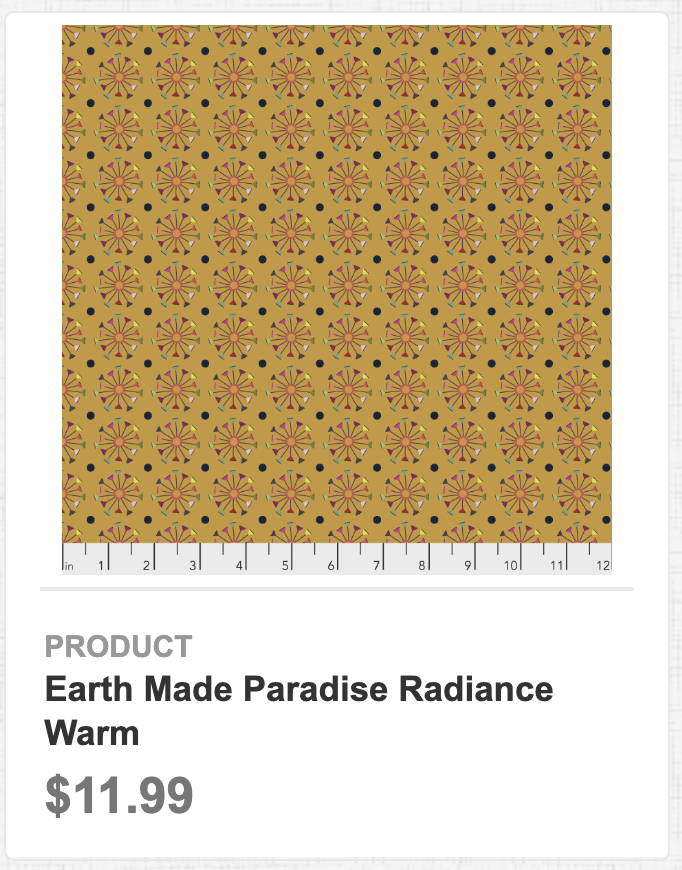 Earth Made Paradise Radiance Warm