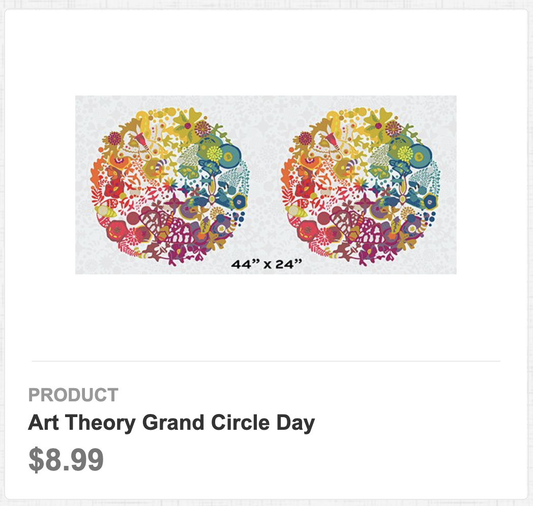 Art Theory Grand Circle Day