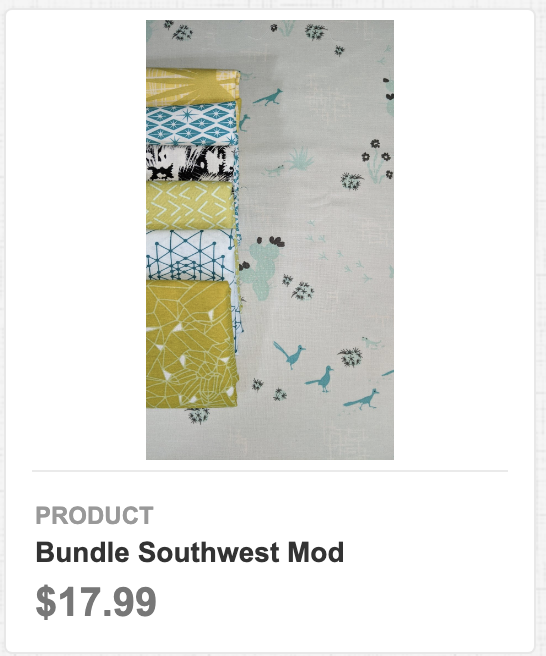 Bundle Southwest Mod