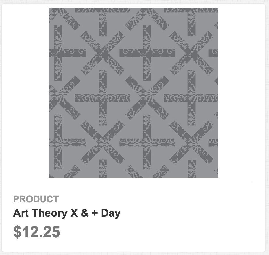 Art Theory X & + Day