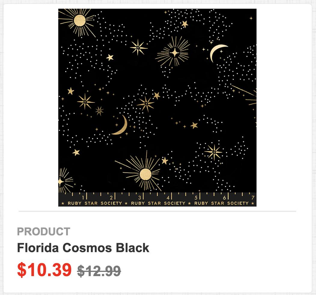 Florida Cosmos Black