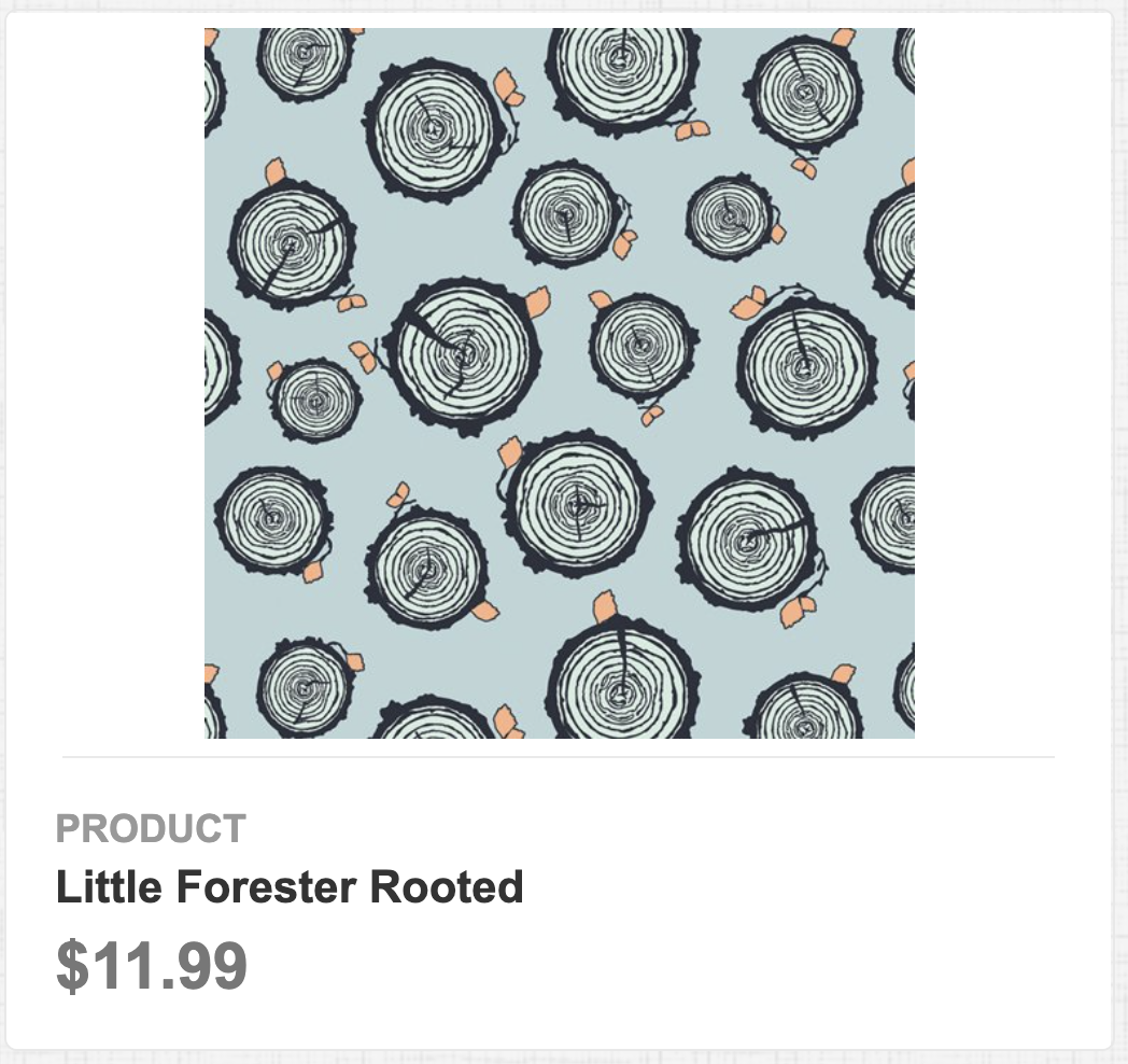 Little Forester Rooted