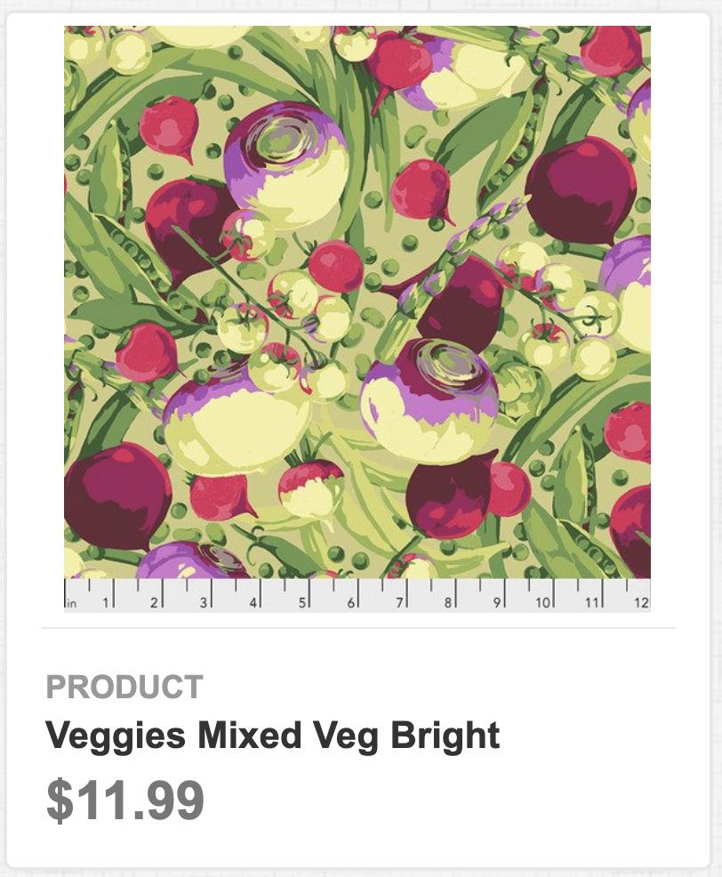 Veggies Mixed Veg Bright