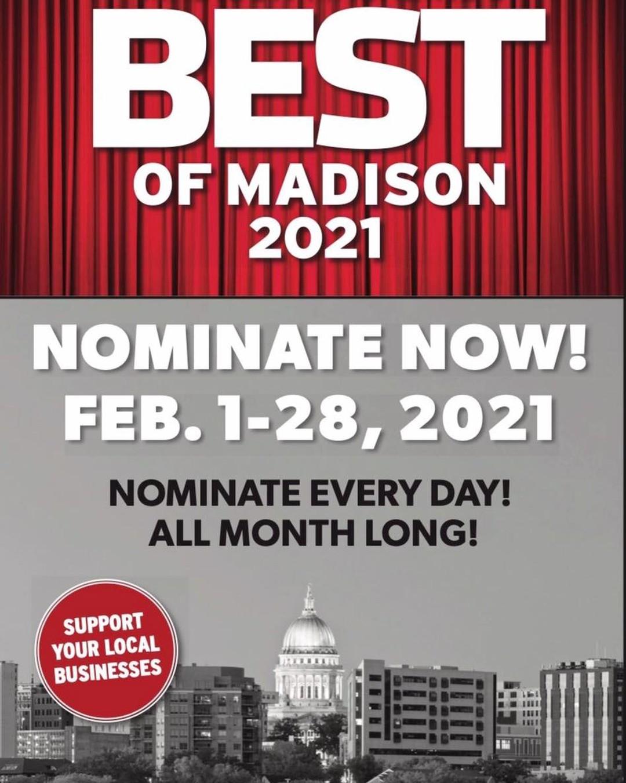 Best of Madison 2021