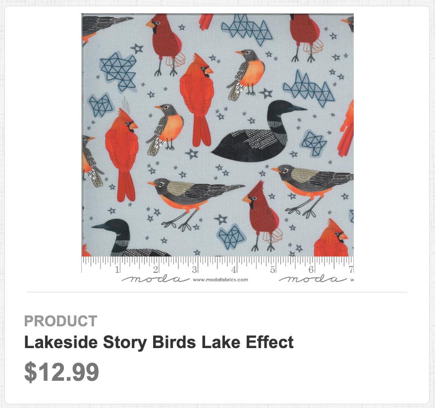 Lakeside Story Birds Lake Effect