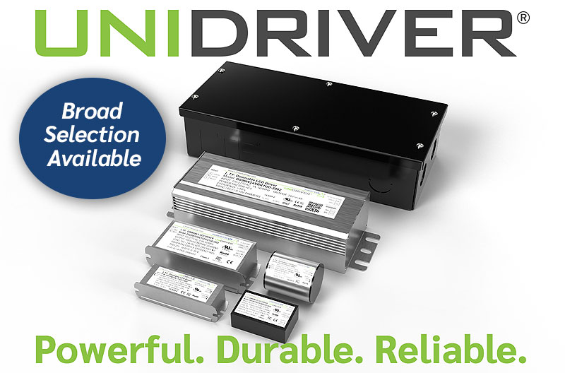 Unidrivers available