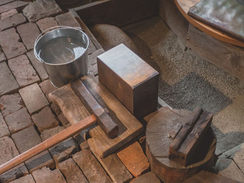 Museum Forge: Simple Bladesmithing Anvil