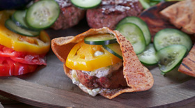 3 New Burger Recipes for the Grill