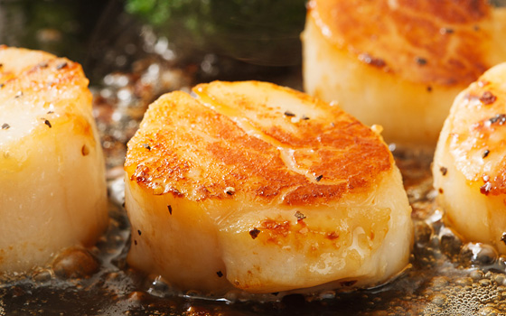 Shell Games, Part 2: How To Grill Scallops