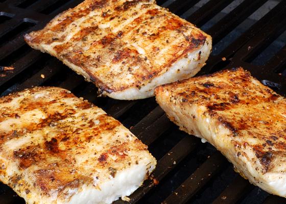Grilled Mahi Mahi: It's What's For Dinner