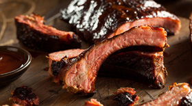 The Best Ribs for Super Bowl Sunday