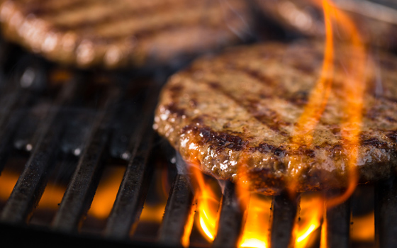 How to Grill Burgers on a Gas Grill