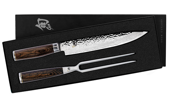 BarbecueBible.Com Recommends Knives From Shun Cutlery