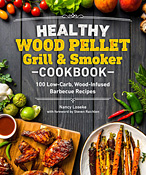 Healthy Wood Pellet Grill and Smoker Cookbook