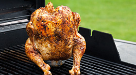 Basic Beer-Can Chicken