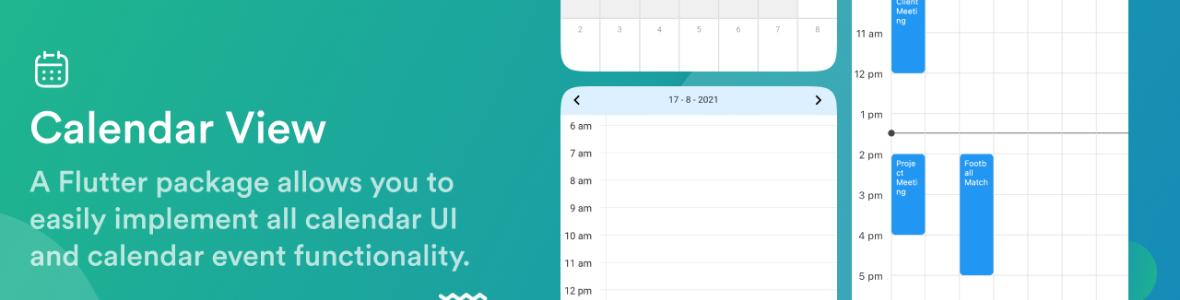 Lib calendar_view
