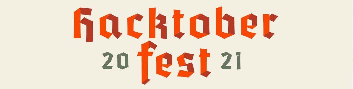 Image It's Hacktoberfest month!
