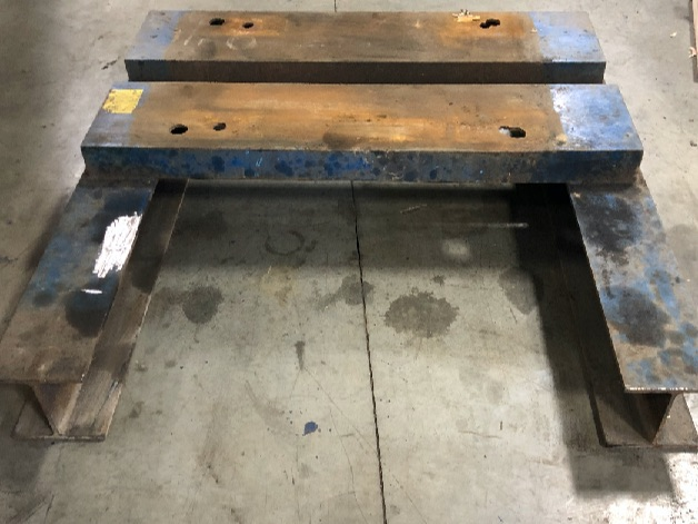 ICS Mill Master Base Plate