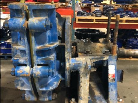 ICS Mill Master Frame Plate, blue