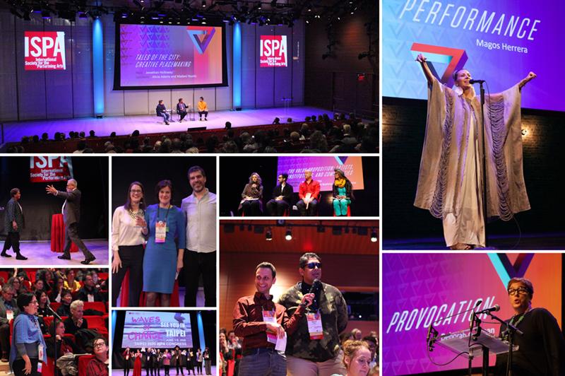 New York 2020 ISPA Award Recipients