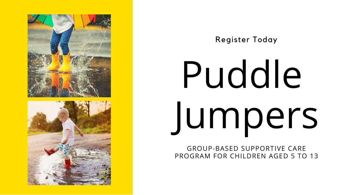 Puddle Jumpers Group-Based Supportive Care