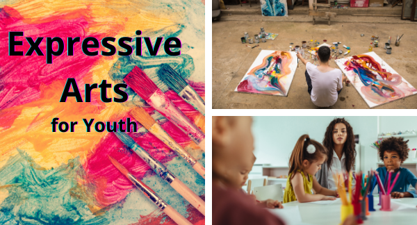 Expressive Arts for Youth Family Programming