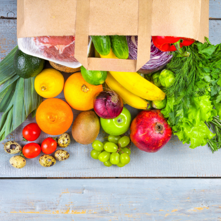 Food and nutrition for people with cancer
