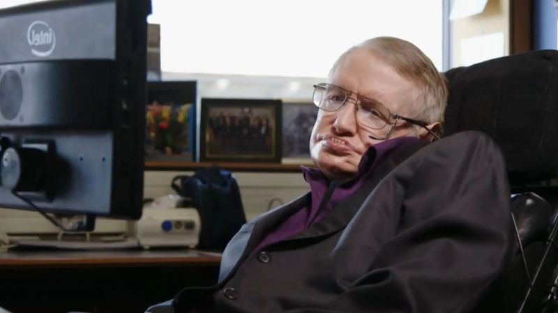 Stephen Hawking Beautiful Message for Anyone with Depression