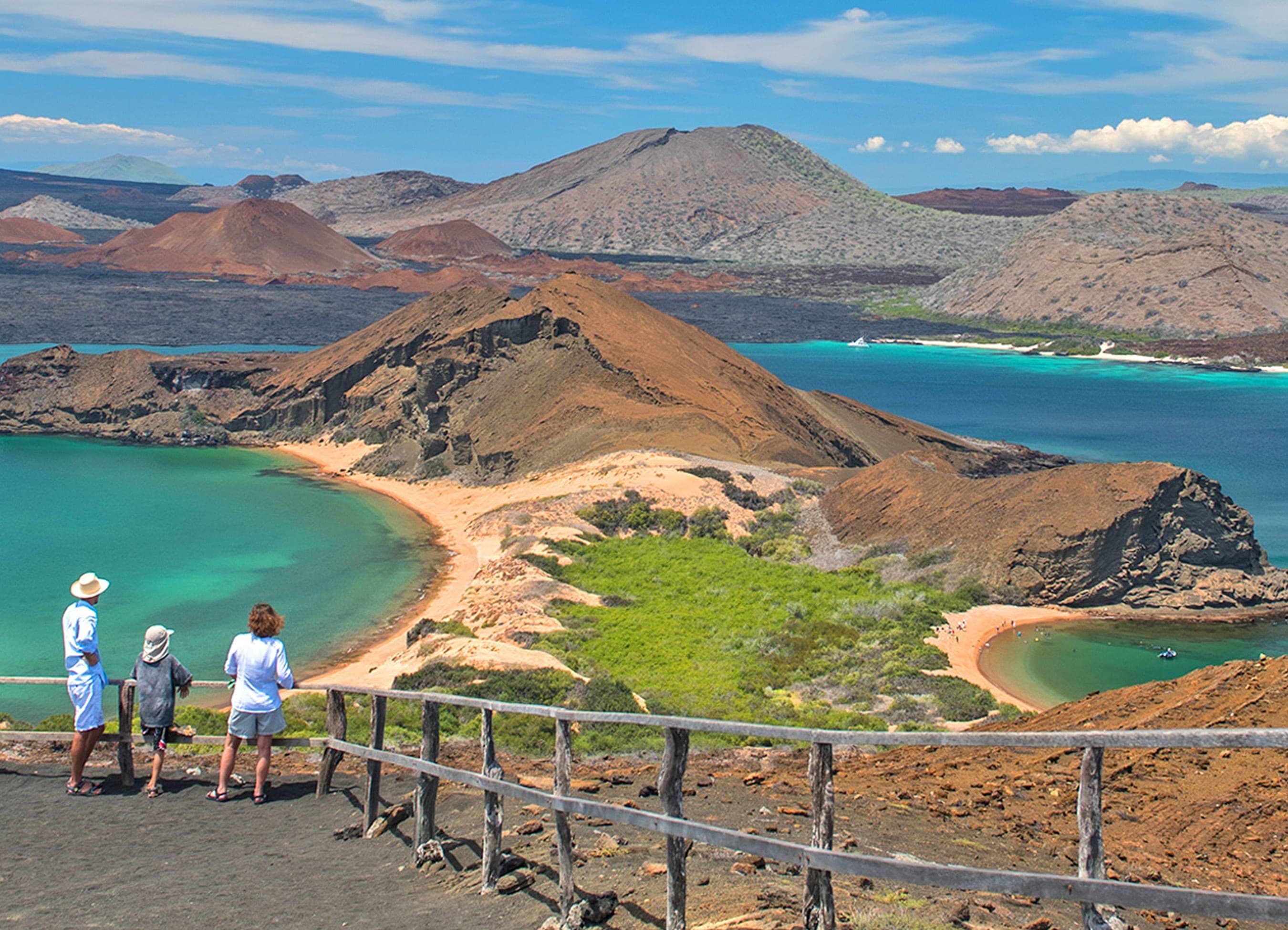 Step back in time in the Galapagos