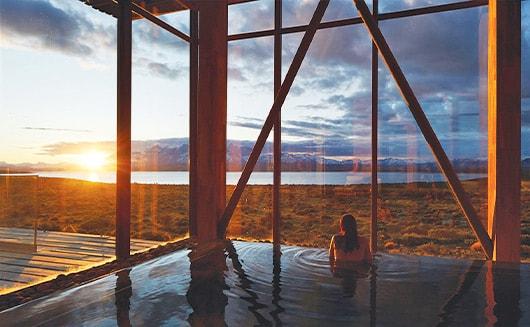 Tierra Patagonia Indoor Pool
