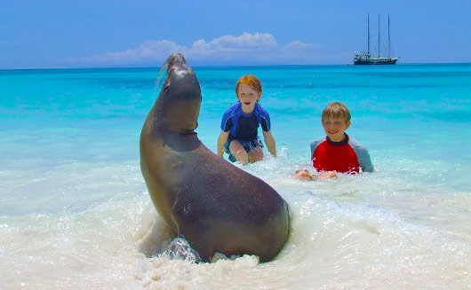Galapagos Family Cruises