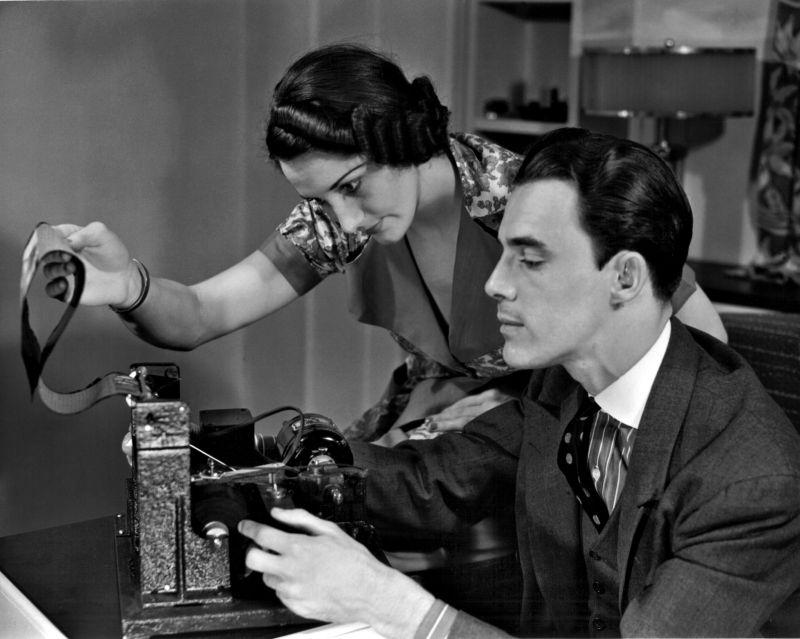 The Finch radiofax