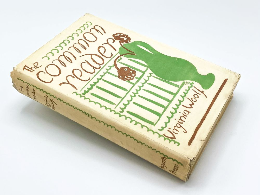 Full shot of Common Readerhttps://www.typepunchmatrix.com/pages/books/40154/virginia-woolf/the-common-reader