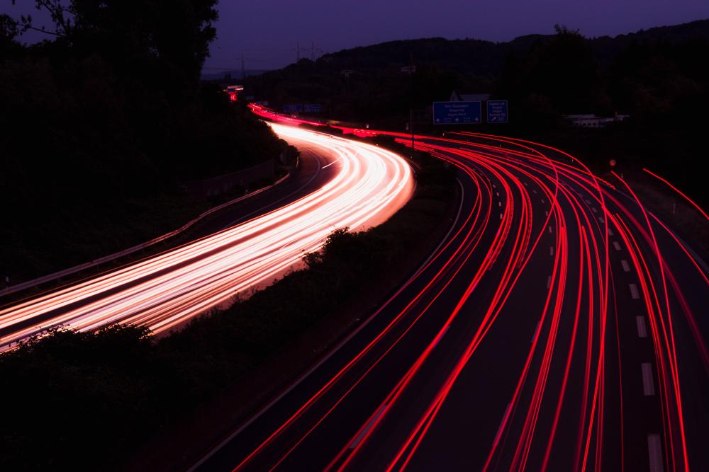 Photography Class - Slow shutter speed