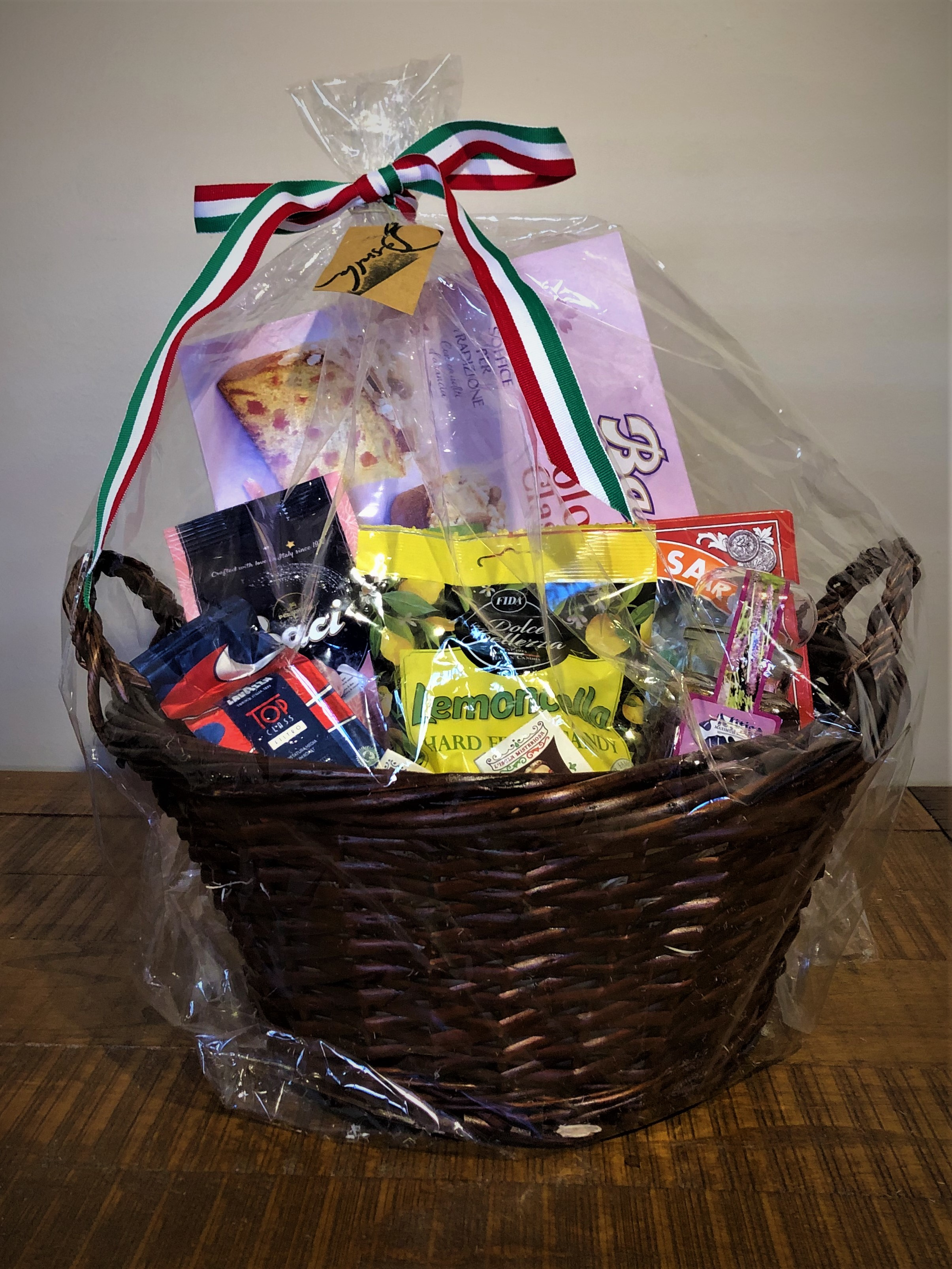 ORDER FESTIVE BASKETS FILLED WITH DELICIOUS TREATS BY MARCH 25TH FOR ON TIME EASTER DELIVERY