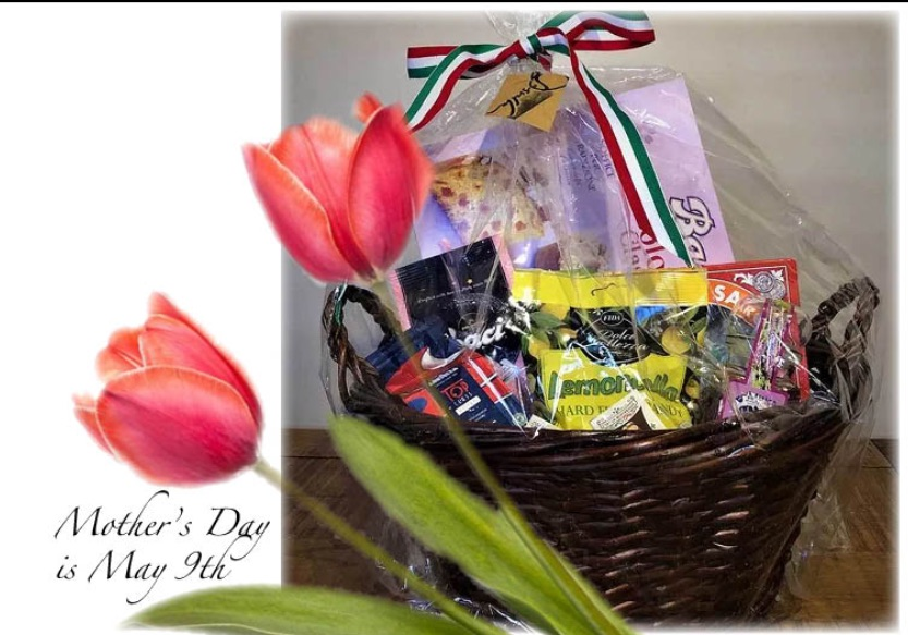 Check out the Deli at Sassella for some great gifts for Mom!