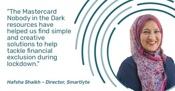 Hafsha Shaikh - Director, Smartlyte