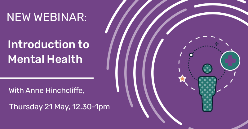 NEW WEBINAR: Introduction to Mental Health