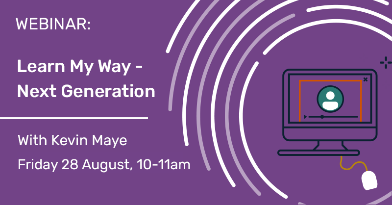 Learn My Way - Next Generation Webinar