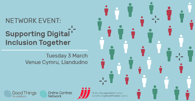 NETWORK EVENT: Supporting Digital Inclusion Together