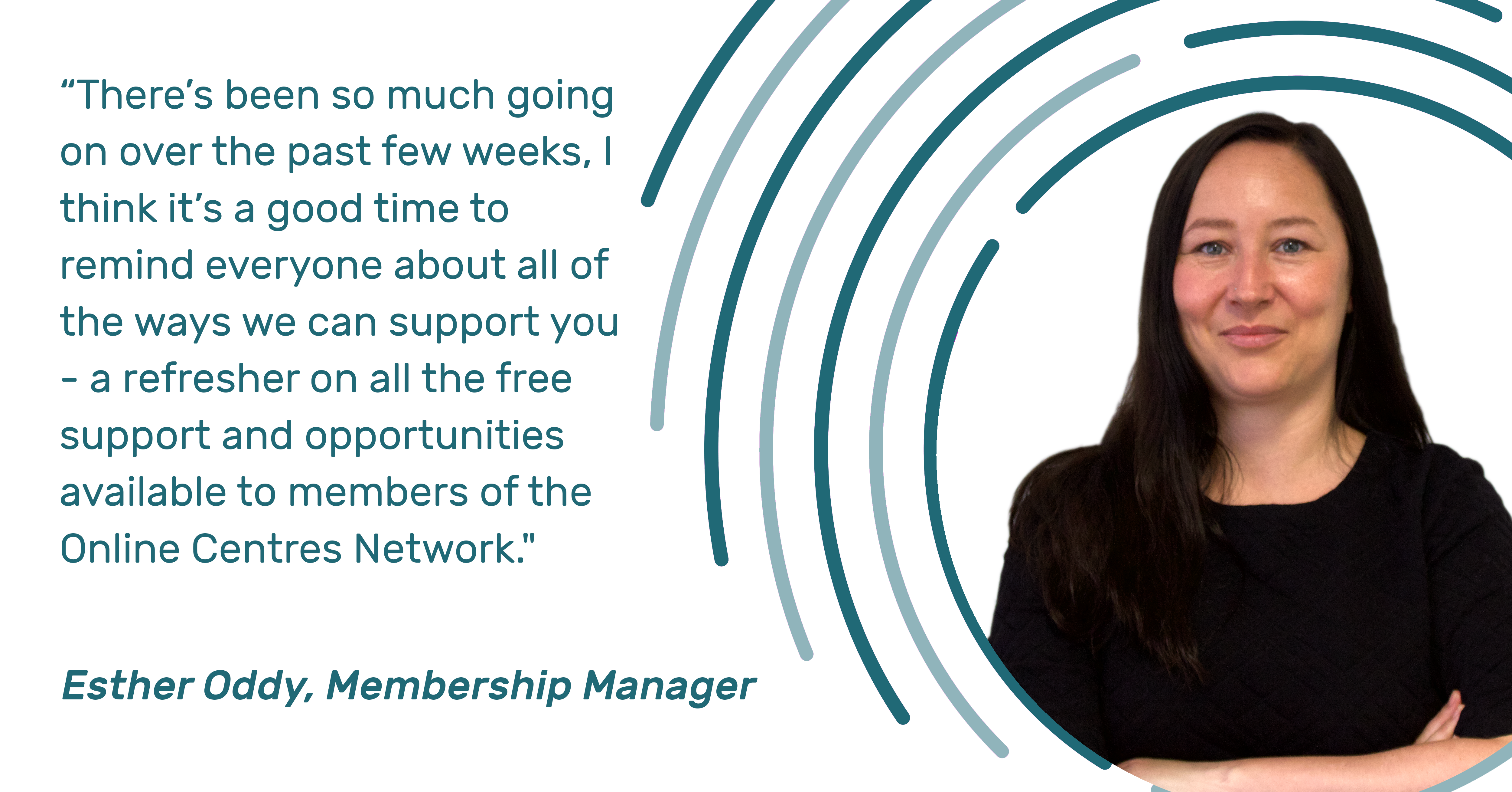 New blog from Good Things Foundation Membership Manager, Esther Oddy