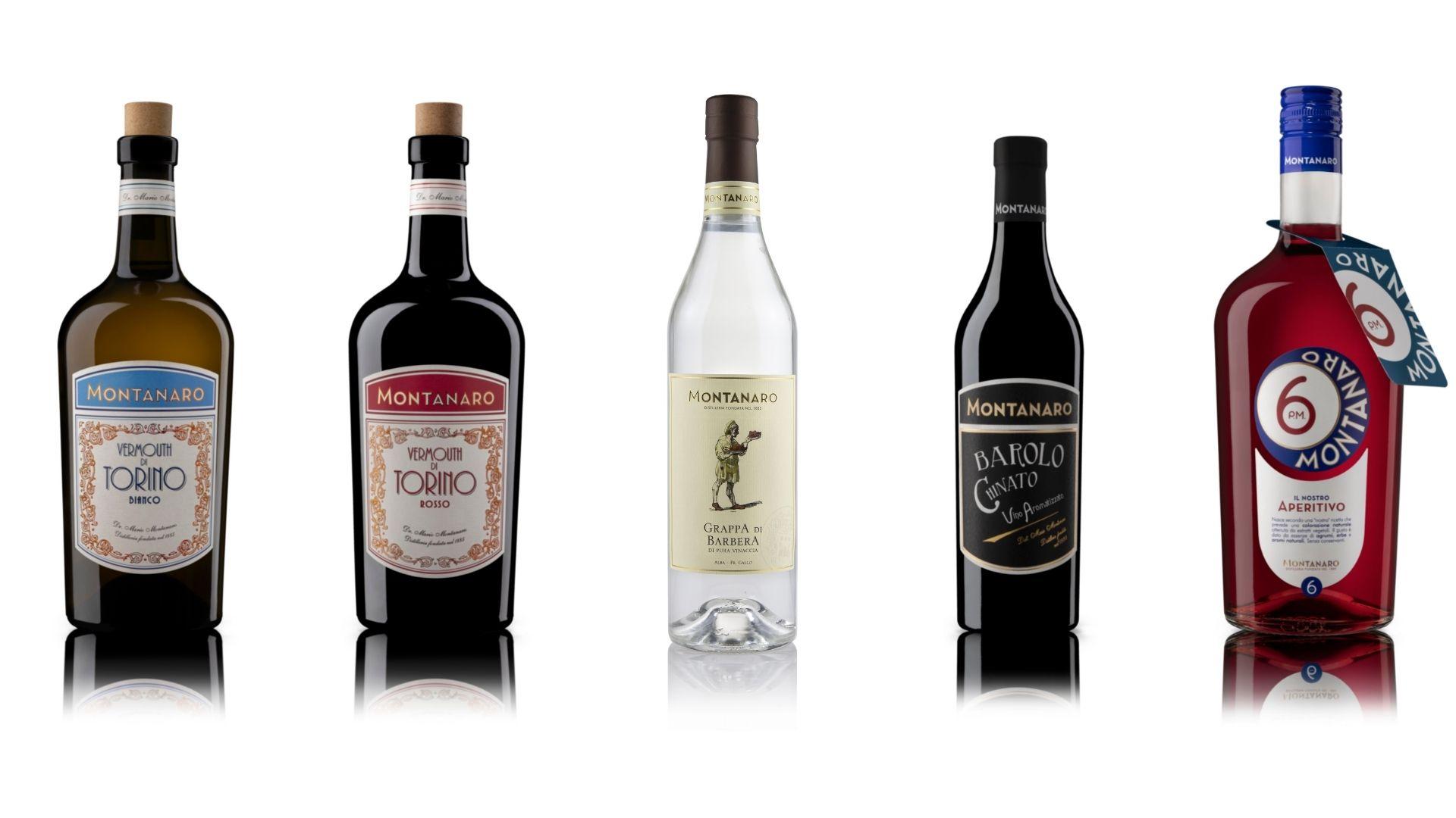 grappas & vermouths