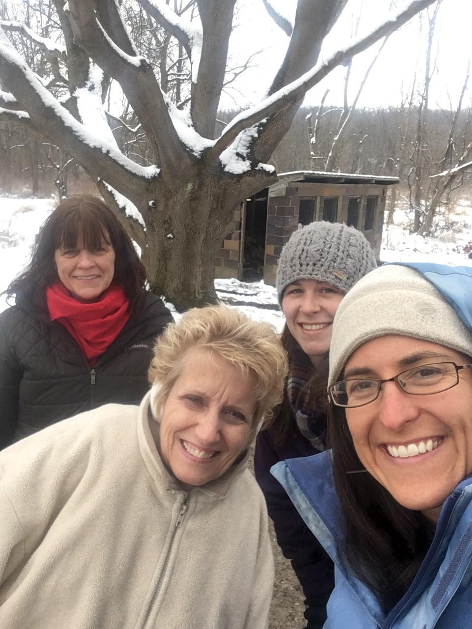 Women in the Wild hike @ CVNP, Peninsula | Feb 2020