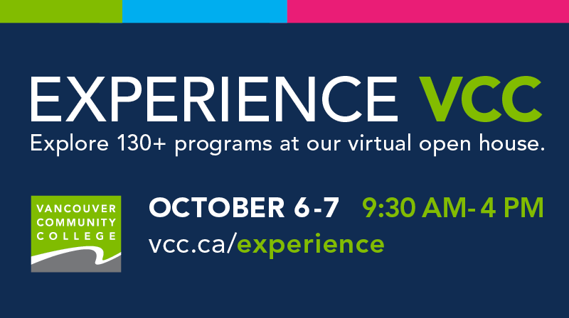 EXPERIENCE VCC OCT. 6-7