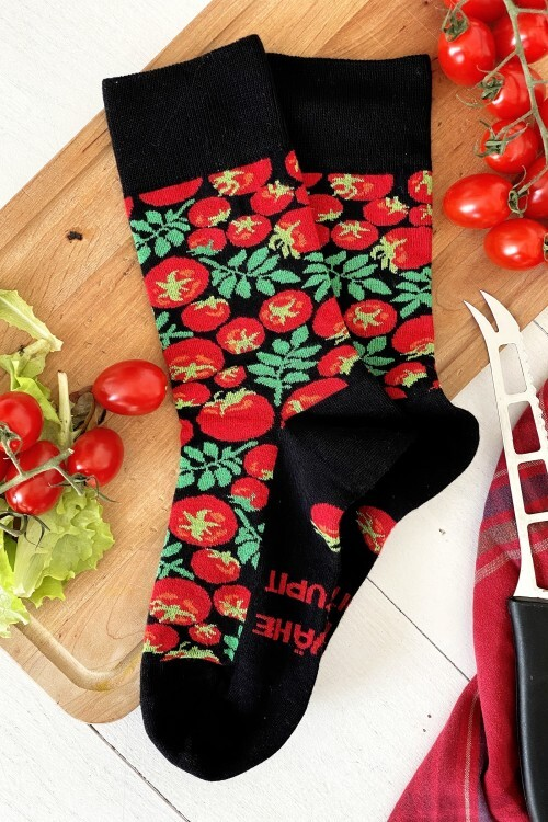 ketchup-chef-cotton-socks-with-tomatoes