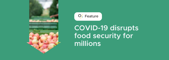 Outline India Feature: COVID-19 disrupts food security