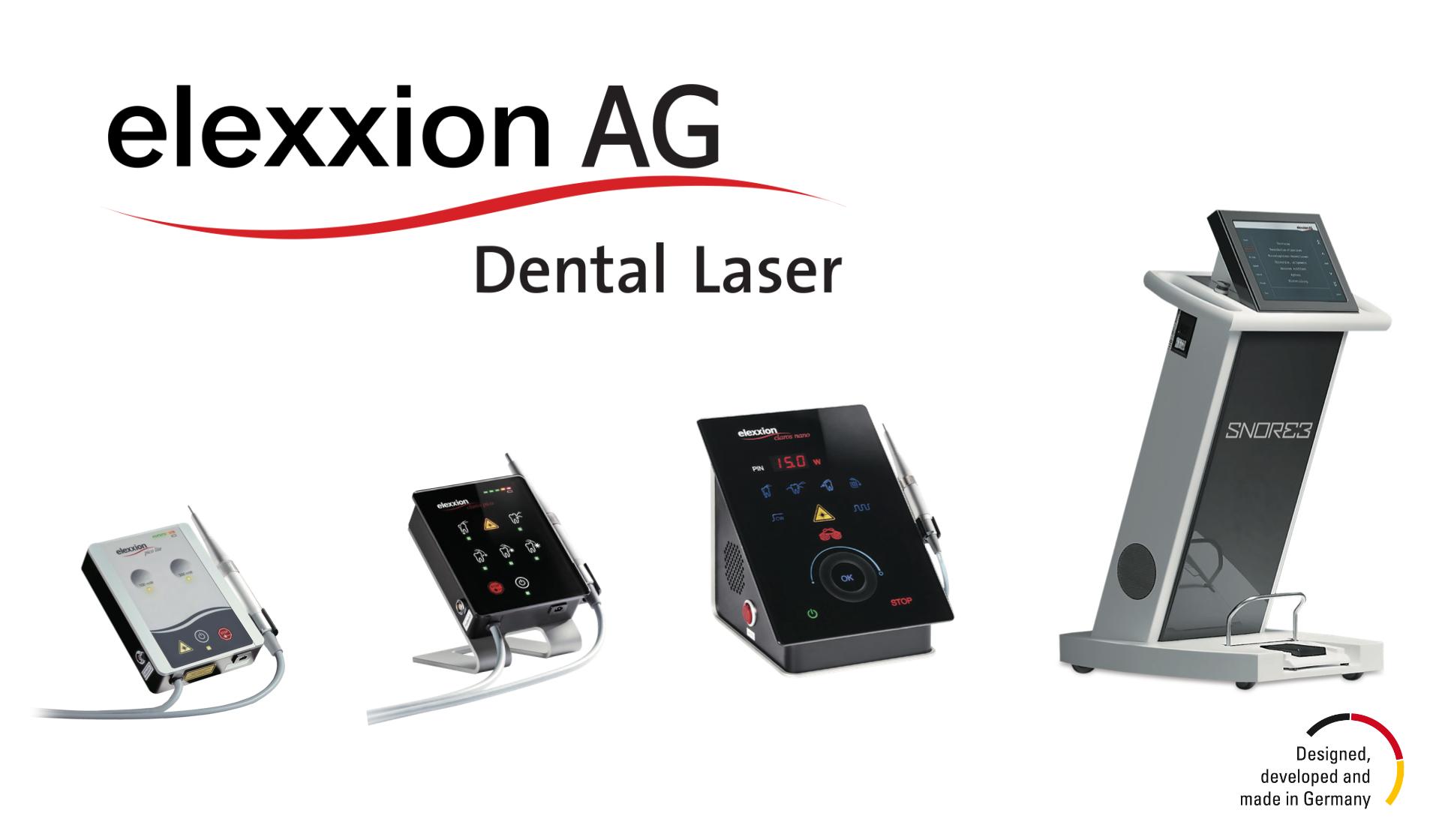 Elexxion Dental Lasers