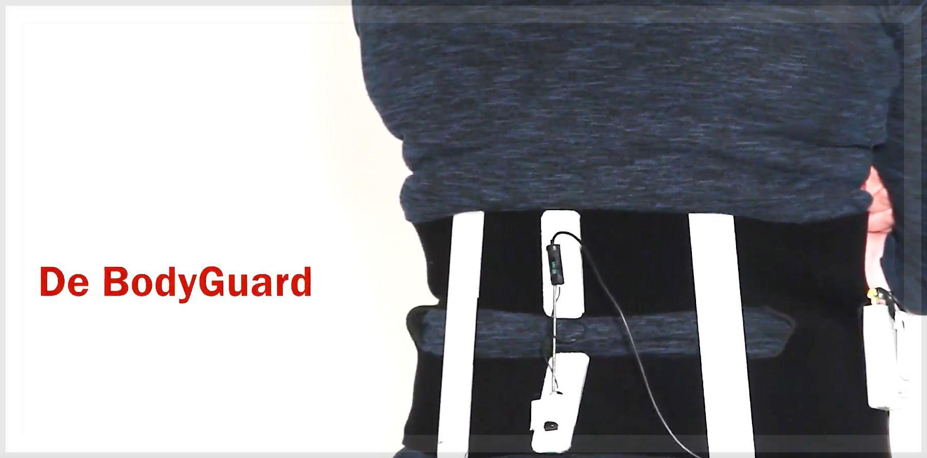 rugbraces, bodyguard